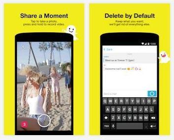 Snapchat computer
